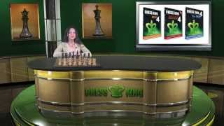 How to Improve at Chess with Chess King 4 for PC or Mac - Intro by Alexandra Kosteniuk