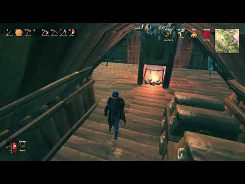 Valheim Multiplayer - Taking on The Elder