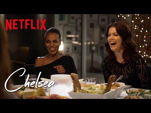 Download Youtube: Kerry Washington on Scandal Sex Scenes | Chelsea | Netflix