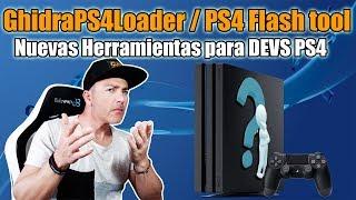 Playstation 4 GhidraPS4Loader y Flash tool - Herramientas para Encontrar Exploit en PS4 thumbnail