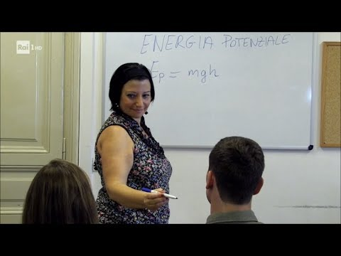 Il linguaggio del corpo degli insegnanti durante una lezione - Superquark 09/08/2017