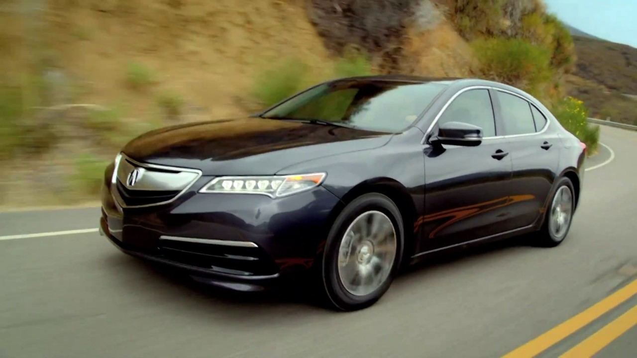 small resolution of 2016 acura tlx v6 sh awd test drive