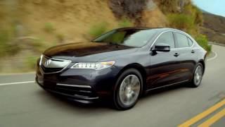 2016 Acura TLX V6 SH-AWD test drive