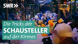 Budenzauber auf der Kirmes: Die Tricks der Schausteller | Marktcheck SWR