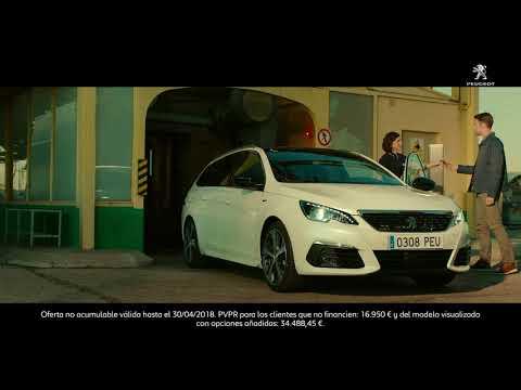 Canción del anuncio del Peugeot 308 1