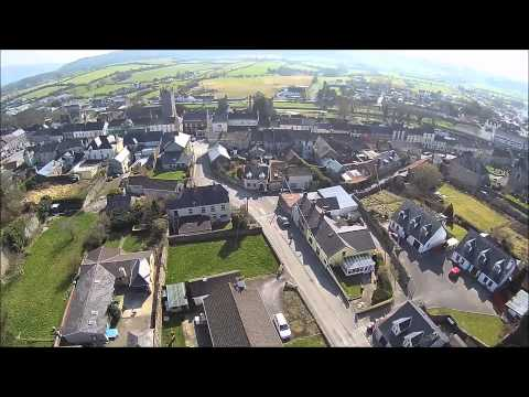 Fethard Co:Tipperary Ireland - first drone fly