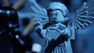LEGO How to stop a Weeping Angel