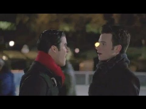 GLEE - White Christmas (Full Performance) (Official Music Video)