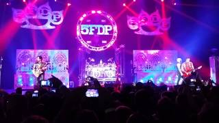 Five Finger Death Punch in Youngstown Ohio 10-4-14