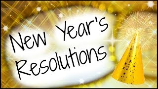 New Year's Resolutions 2014 + DIY! Thumbnail