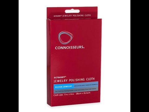 Connoisseurs Polishing Cloth Review