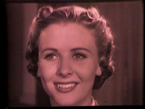 1940's fashion - women's war hairstyles