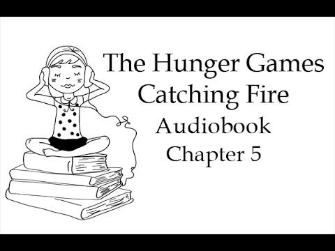 Голодные игры. И вспыхнет пламя. Глава 20. Аудиокнига на английском языке.