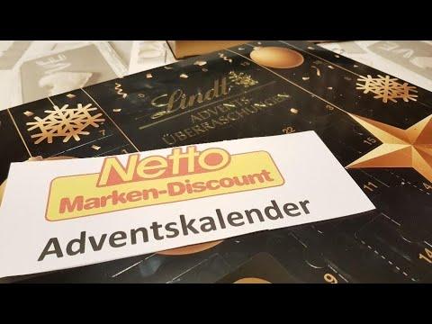 Weihnachtskalender Netto.Netto Adventskalender 2018