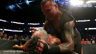 It makes sense that Randy Orton wasn't added to the US Title match at SummerSlam