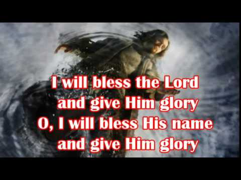 Benny Hinn - I Will Bless The Lord