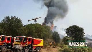 Campagne feux de forêts : une première pour certains !
