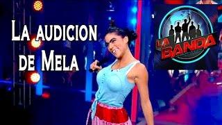 Mela La Melaza cantó