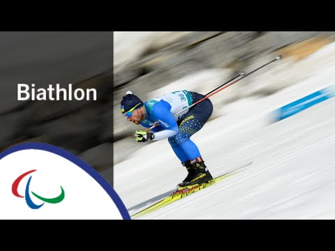 Biathlon | Sprint sitting | PyeongChang2018 Paralympic Winter Games | LIVE