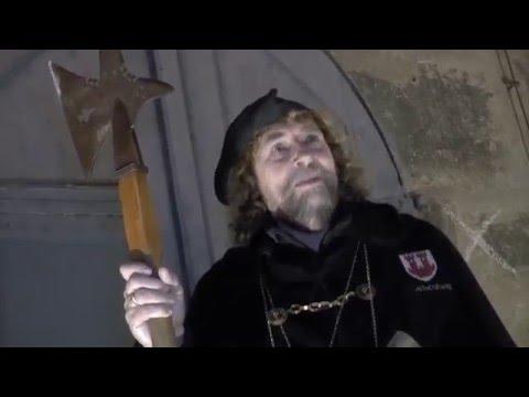 Der Nachtwächter von Rothenburg o.d.T.
