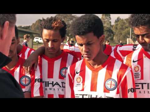 Melbourne City Launches City In The Community