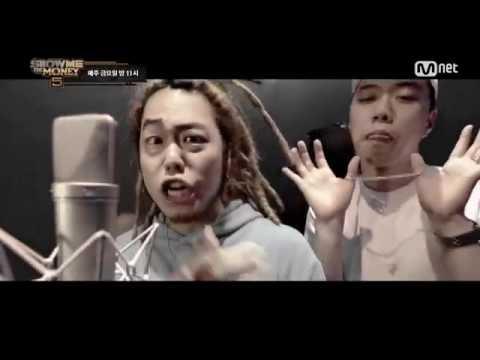 [SMTM5/MV] ′니가 알던 내가 아냐(feat.사이먼 도미닉)′ - 원, G2, 비와이 (Team 사이먼도미닉&그레이) 160617 EP.6