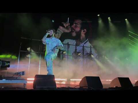 Post Malone - Go Flex LIVE at Camp Flog Gnaw (2018)