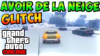 Comment Avoir de la Neige sur GTA 5 Online ! SESSION PUBLIQUE