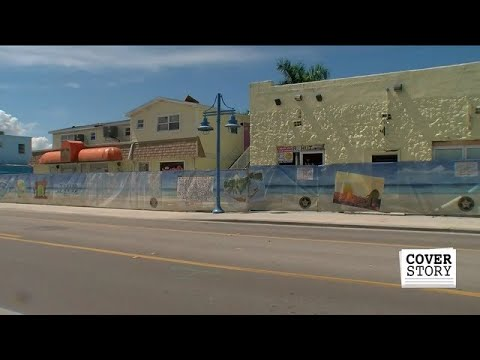 Margaritaville developers to preserve historic building in construction zone
