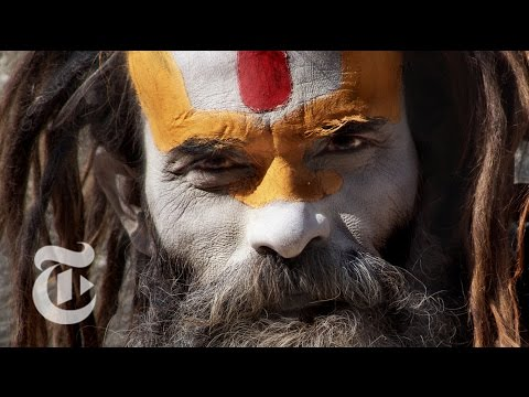 Smeared in Ash and Sometimes Naked - Worshiping at Kumbh Mela | The New York Times