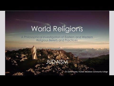Philosophy of World Religions: Judaism