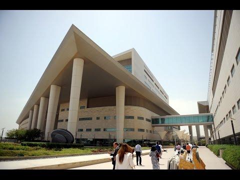 First look of Hamad bin Khalifa Medical City Hospitals
