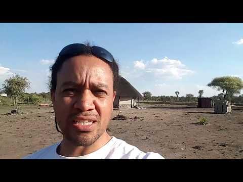 Vegan In ZIMBABWE | Straight To The Bush - Part 2
