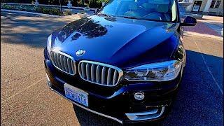 Восстановленная BMW X5 после ДТП (ФИНАЛ)