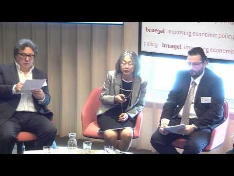 Bruegel Event: Intellectual Property and Competition Policy in Europe and Japan - 14 April 2017