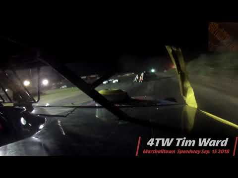 Ride Along With The 4TW Tim Ward at the Marshalltown Speedway World Nationals