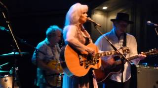 Emmylou Harris & Rodney Crowell - Heaven Only Knows - live Laeiszhalle Hamburg  2013-05-31