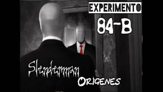 CREEPYPASTA EXPERIMENTO 84-B