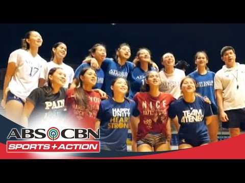 The Score: How Lady Blue Eagles learn to fly