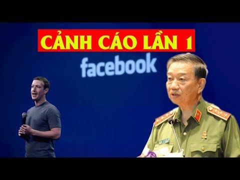 Google và Facebook dọa kiện bộ công an của tướng Tô Lâm #VoteTv