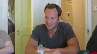 Patrick Wilson Talks About Insidious 2, The Conjuring, Ghosts, Acting, and Family