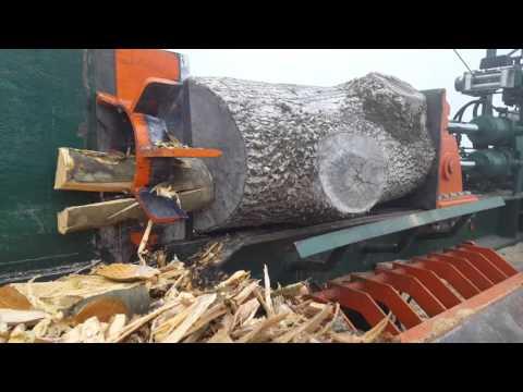 Holzspalter Extrem 80T.Druck #2