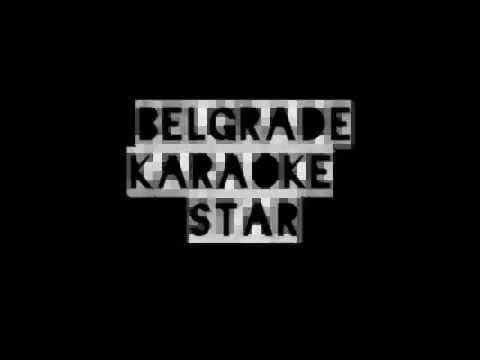 Belgrade Karaoke Star promo 1