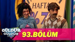 Güldür Güldür Show 93.Bölüm (Tek Parça Full HD)
