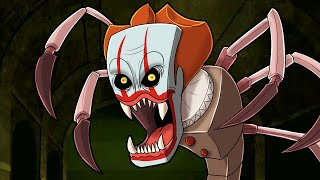 IT MOVIE 2 - PENNYWISE'S FINAL FORM! (Minecraft Roleplay)