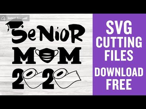 Senior Mom 2020 Svg Free Quarantined Svg Medical Mask Svg Instant Download Silhouette Cameo Shirt Design Toilet Paper Svg 0519 Freesvgplanet