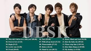 [東方神起 /DBSK] Best Ballads Collection || Kim Jae Joong 2020 Best Song