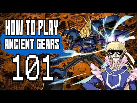 How To Play Ancient Gears 101