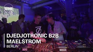 Djedjotronic b2b Maelstrom Boiler Room Berlin DJ Set