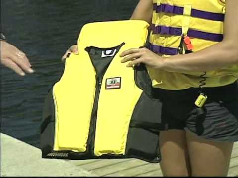 CPS Boating Tip-PFDs for Youth